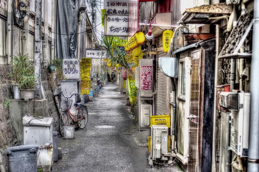 大阪・十三