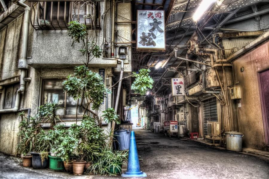東京 神田 今川小路