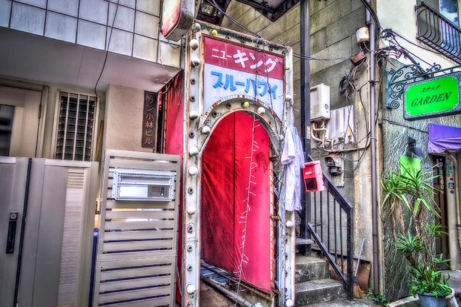 東京 武蔵小山飲食店街