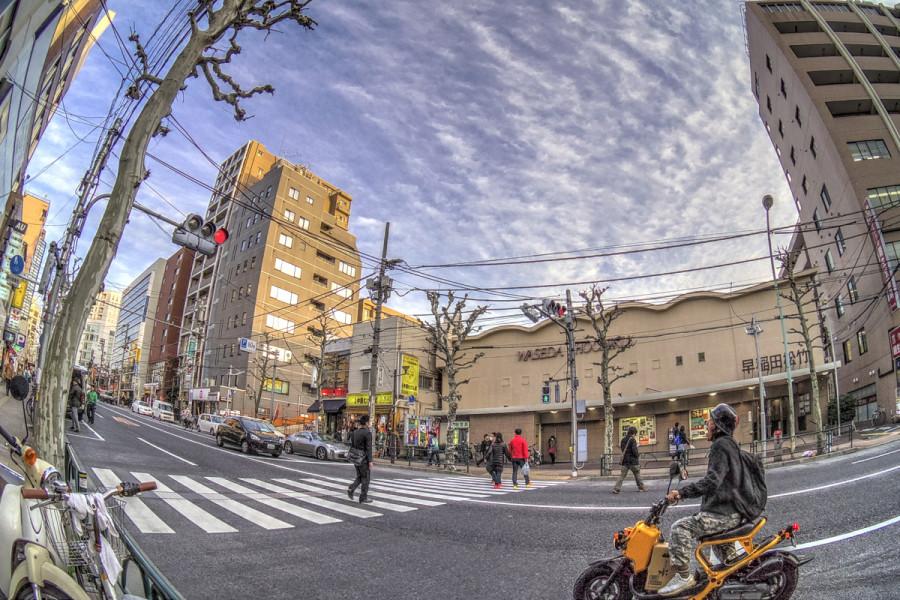 東京 早稲田松竹
